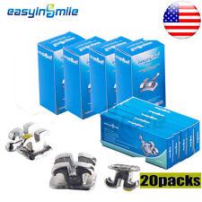 400braces Orthodontic Dental Mini Metal Brackets Braces Mbtroth 022 3345hooks