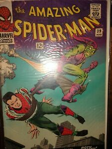 Amazing Spider-Man #39 (1966) Good appearance