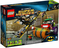 LEGO  BATMAN: THE JOKER STEAM ROLLER  |  76013  |