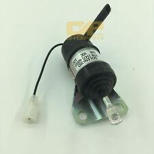 15471-60010 12V Fuel stop Cut off solenoid  for Kubota  B1250 B1750 L2900 L4200