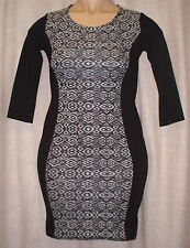 New Look Plus Size 3/4 Sleeve Dresses for Women