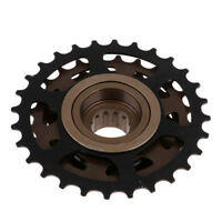 MTB Mountain Bike Rear Hub 8 Speed Freewheel/Cassette Flywheels Sprockets