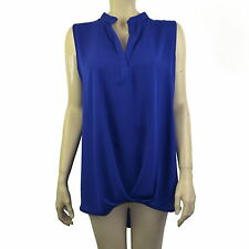 Unbranded Women's Hip Length Collarless Party Tops & Shirts