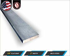 14 X 3 Steel Flat Bar Metal Stock Mild Steel 12 Long 1 Ft