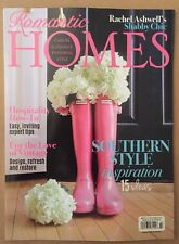 Romantic Homes Southern Style Inspiration 15 Ideas March 2015 FREE SHIPPING!