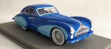1/18 Ilario Talbot-Lago T26 Coupé Grand Sport (Blue) Ltd. 60 pcs. WITH VITRINE