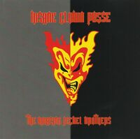 INSANE CLOWN POSSE The Amazing Jeckel Brothers CD ADVANCE PROMO RARE! Horrocore
