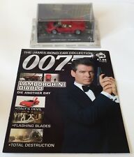 James Bond 007 Diecast Car Collection Sir Another Day Lamborghini Diablo New