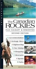 Very Good 0887806929 Paperback The Canadian Rockies (Colourguide) Formac Publish