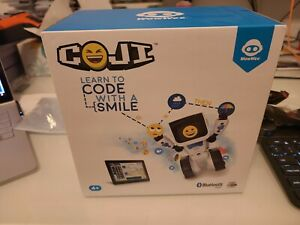 COJI Learn to Code with A Smile, Emojis - WowWee COJI Robot Toy - NEW