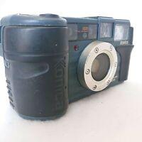 [Very Good] Konica Genba Kantoku 28 WB 35mm Point & Shoot Film Camera Japan