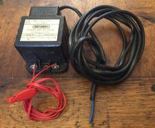 Vintage Matchbox Powertrack Power Unit 23894 230 V Ac/6V Dc For SCALEXTRIC Set