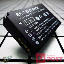 1250mAh LP-E12/LPE12 Battery for Canon EOS 100D M M10 Digital Rebel SL1 EOS100D