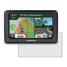 3x Garmin Nuvi 2455 2455LM 2455LT 2455LMT Clear LCD Screen Protector Shield Film