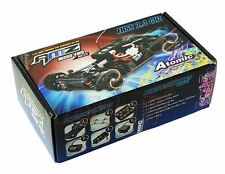 [Atomic] 1:27 AMZ 4WD EP Touring RC Car Chassis Kit On-Road #AMZ001-4WD-CKT(NIB)