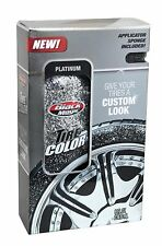 Black Magic 120024 Tire Wet Silver Spray, 8 oz.