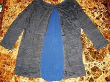NWT WHBM White House Black Market Semi Sheer Layering Top Blouse Shirt ~ S Small