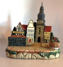 Goebel 1996 Hummel Around The Town Display Hummelscapes Collection 939 - D
