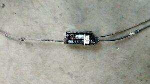 Reparatur Parkbremse Feststellbremse Handbremse EMF BMW E70 E71 X5 X6 KEIN TEIL