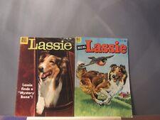 Dell comics  Lassie #14 & #38