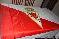 BANDERA DE FUTBOL DEL REAL MURCIA NUEVA ES NUEVA Y MUY COTIZADA FLAG