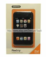 GRIFFIN Silicone Protection FLEXGRIP Textured Surface FOR iPOD TOUCH Secure Grip