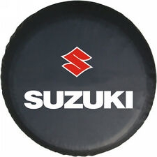 "16"" Spare Wheel Tire Cover Heavy Denim Vinyl For SUZUKI Grand Vitara"