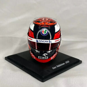 2020 Kimi Raikkonen Alfa Romeo F1 Mini Helmet
