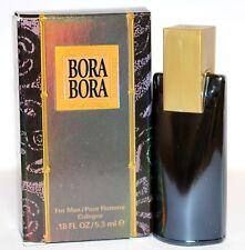 BORA BORA BY LIZ CLAIBORNE 0.18 OZ EAU DE COLOGNE SPLASH MINI FOR MEN NEW IN BOX