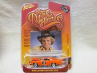DUKES OF HAZZARD GENERAL LEE 1969 DODGE CHARGER SERIES 3 1:64 scale