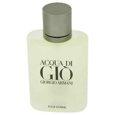 Acqua Di Gio Cologne By GIORGIO ARMANI FOR MEN 3.3 oz Eau De Toilette Spray(Tes)