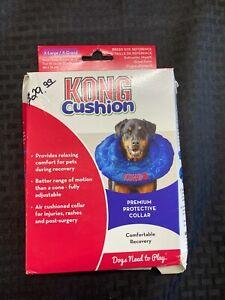 Kong Cushion Elizabethan Surgery No Scratch Lick Collar XL 25-30 In NIB