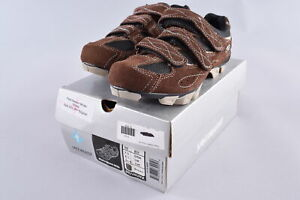 Specialized Riata Mountain Bike Shoes Women's Size EU 38 US 7.5 Suede