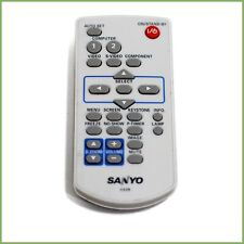 Genuine Sanyo CXZR remote control - tested & warranty