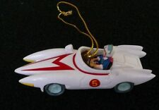 Speed Racer Mach 5 Ornament Collectible Anime New NOS