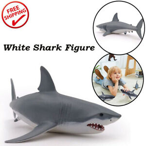 Papo 56002 White Shark Figure
