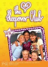 Sleepover Club #3 - Detectives, Designers & Disasters (DVD, 2004)