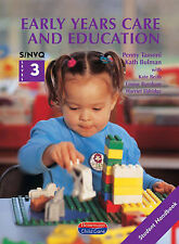 Early Years Care and Education: S/NVQ Level 3: Student Handbook by Penny Tasson…