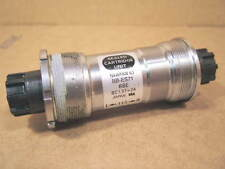 New-Old-Stock Shimano Deore Xt Octalink Bottom Bracket (68Ex113mm)