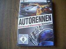 Autorennen - GTI : Arcade : Tourenwagen : Spielepaket :  (PC-DVD)   NEUWARE
