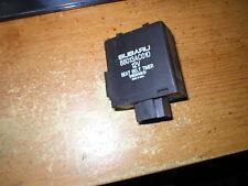 1999 Subaru Legacy seat belt timer module  88013-AC010