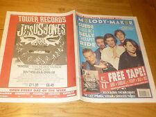 MELODY MAKER - 30/01/1993 - UK Music Weekly Paper Mag