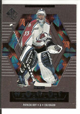 Patrick Roy  99/00  SP Authentic  Honor Roll - Insert