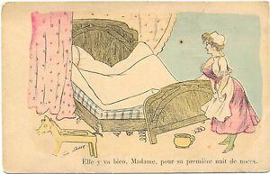 Dame im Schlafzimmer, sign. Xavier Sager, um 1900/10