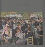 Publicité ancienne Renoir le moulin de la galette 1947 issue de magazine