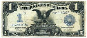 (17)  1 Dollar ÉTATS-UNIS D'AMÉRIQUE 1899 ( TTB )