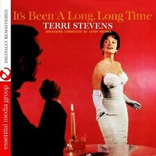 Terri Stevens - It's Been a Long Long Time [New CD] Manufactured On Demand