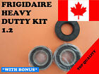 FRONT LOAD WASHER,2 TUB BEARINGS AND SEAL,Frigidaire,Beaumark, KIT # 1.2