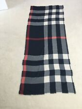Burberry Lightweight Large Cashmere Scarf BNWOT RRP £680