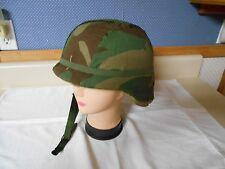 Gulf War-Era U.S. Mil. PASGT Kevlar Helmet, Sz. L-7 Lge. w/ Camo Cover & Band